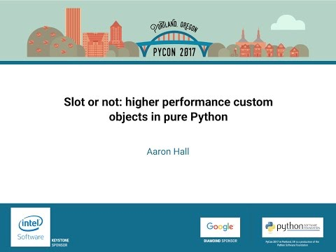 Image from Slot or not: higher performance custom objects in pure Python