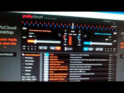 DJ TIME!!! /Party Cloud DJ Mixer