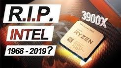 Ist INTEL am ENDE.?! -- AMD Ryzen 9 3900X