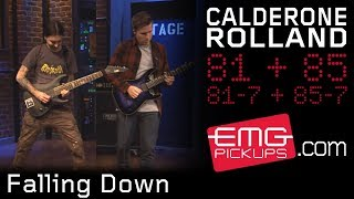 Eric Calderone and Cole Rolland perform