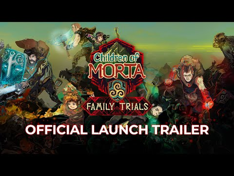 Children of Morta - Family Trials | Official Release Trailer