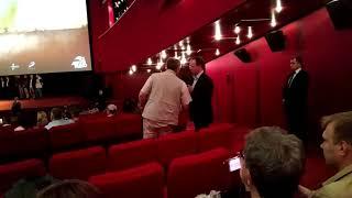 Вступительное слово Владимира Мединского и Рината Давлетьярова перед показом фильма ДОНБАСС, ОКРАИНА