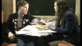 """University challenge"" (The Young Ones train station scene with Motorhead)"