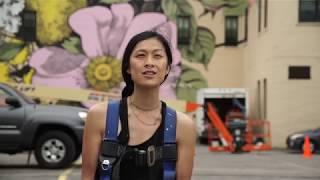 """#AKPublicArt Spotlight: Louise Jones's """"Wildflowers for Buffalo"""""""