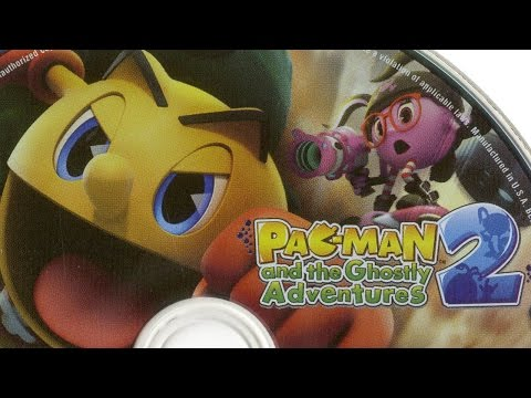 CGR Undertow - PAC-MAN AND THE GHOSTLY ADVENTURES 2 Review For PlayStation 3