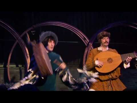 The Mighty Boosh Looking Backwards song