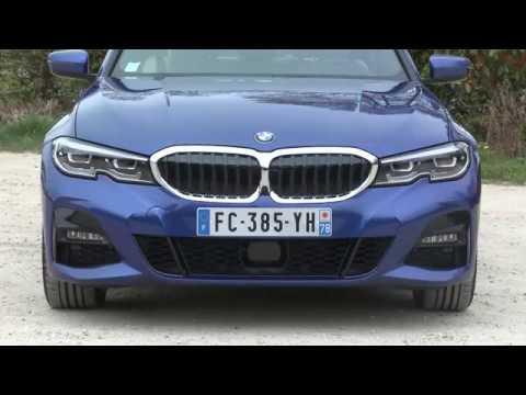 Essai BMW Série 3 320d XDrive 190ch M Sport