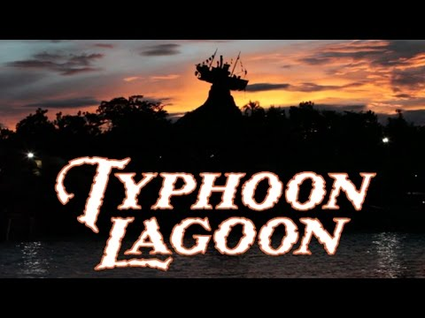 First time at Typhoon Lagoon! -12 Days of Disney Parks Vlogs! (Day 4)
