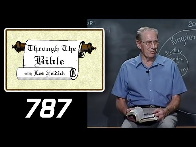 [ 787 ] Les Feldick [ Book 66 - Lesson 2 - Part 3 ] But God! (Confirming the Promises) |c