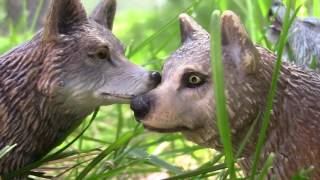 United and Divided: A Heartbreaking Farewell (A Schleich Wolf Pack Series) Ep. 4