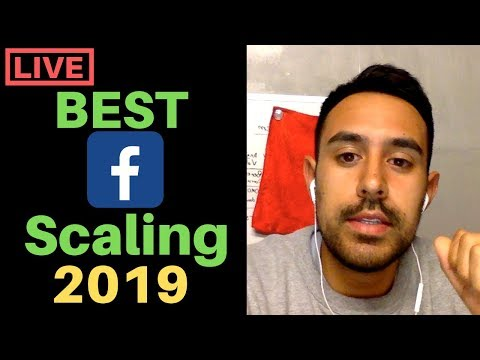 (LIVE) Best Facebook Scaling Strategy 2019 thumbnail