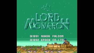 Lord Monarch (SFC) - Demon