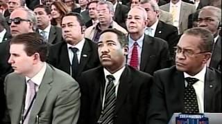 Fernández inaugura Universidad Henri Christophe en Haití   Computer