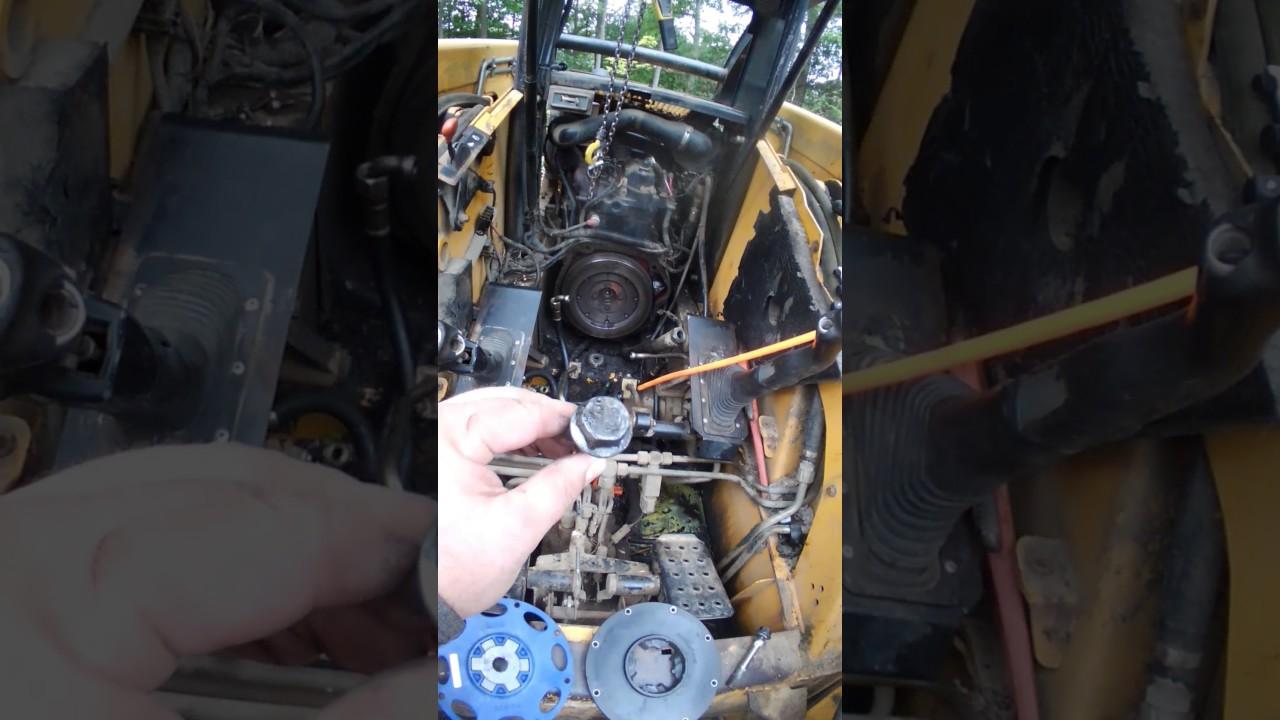 John Deere skid steer hydraulic problems part 1  YouTube