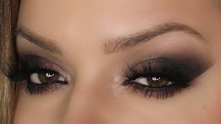 Sexy 'Date Night' Eyes For Valentines Day - Tutorial | Shonagh Scott | ShowMe MakeUp