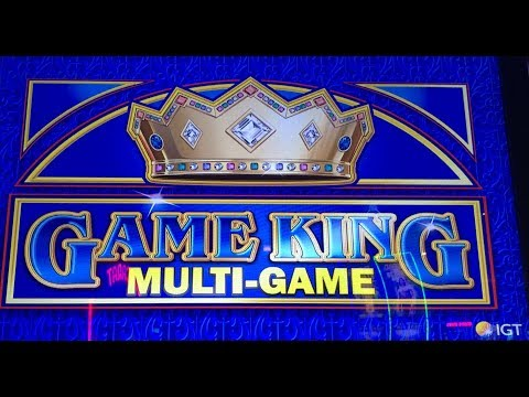 Game King - Shockwave Poker - Live Play