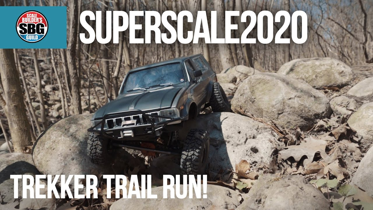 Superscale2020 Trekker Trail Run!