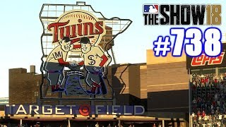 THE BEST BALLPARK FOOD ITEM! | MLB The Show 18 | Road to the Show #738