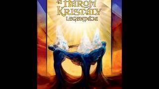 Klubrádió interjú: A három kristály legendája (Tarandus Kiadó) Thumbnail