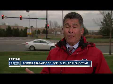 Arapahoe County deputy shoots, kills former deputy outside sheriff's office HQ