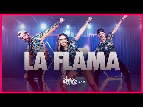La Flama - MC Jottapê DJ RD e Negro Dub  FitDance TV Coreografia  Dance