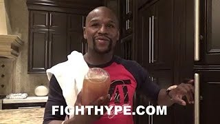 Download CHILLIN WITH MAYWEATHER AT BIG BOY MANSION; REVEALS BIGGER MANSION BOUGHT AHEAD OF MCGREGOR CLASH Mp3 and Videos