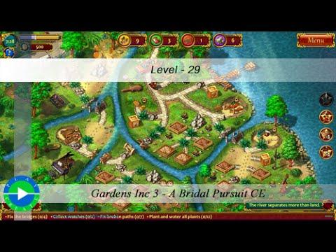 Gardens Inc 3 - A Bridal Pursuit CE - Level 29 - YouTube