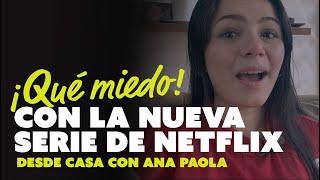 """El Juego del Calamar   """"Desde Casa"""" con Ana Paola"""