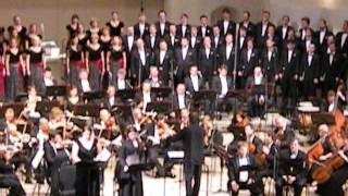 O.Kozlovsky - Requiem - IV. Judex ergo - Olga Pudova - Olesya Petrova