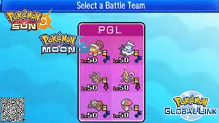 How To Get QR Codes To Rent Teams For Pokemon Sun & Moon