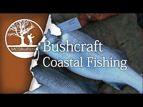 Bushcraft Coastal Trotline Fishing