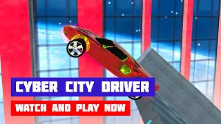 Cyber City Driver · Game · Gameplay