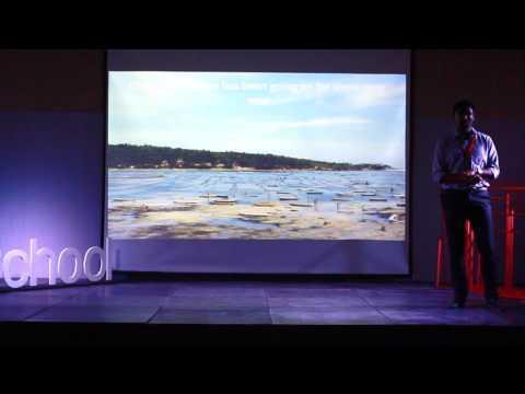 Harvesting the Ocean | Nelson Vadassery | TEDxGWHSchool
