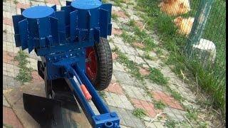 Двухкорпусный плуг с утяжелителем и опорным колесом(, 2016-06-07T16:54:56.000Z)