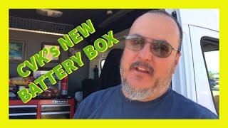 CVK's New Battery Box & More