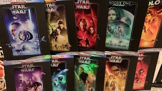 Star Wars Blu-ray Collection Review