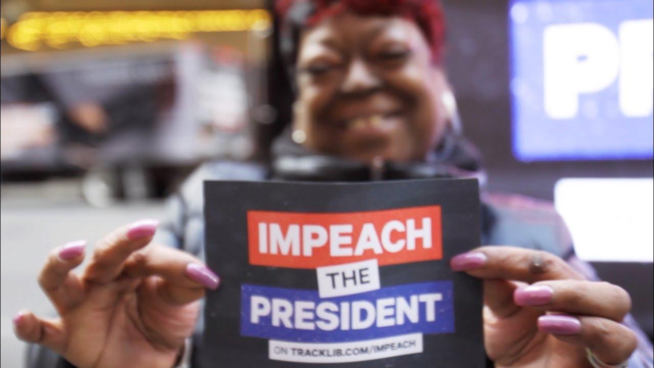 IMPEACH THE PRESIDENT on Tracklib - YouTube