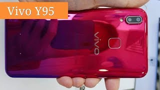 Vivo Y95 official specifications / Price