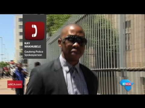Mandela grandson locked up since Thursday