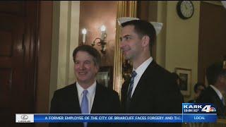 Kavanaugh Accuser Wants FBI to Investigate; Sen. Cotton Weighs In