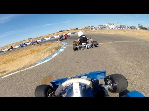 GoPro: Kid Karting