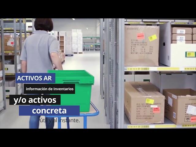 AR ACTIVOS - Realidad Aumentada para el control de activos e Inventarios