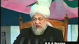 Question & Answers With Hazrat Mirza Tahir Ahmad 2{Urdu Language}