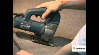 Монтаж Шинглас на видео (гибкая черепица Shinglas) - ч.2(, 2011-07-29T12:04:46.000Z)