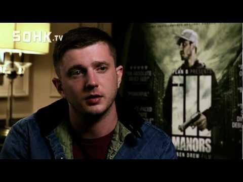 SOHK.TV s Ben Drew aka Plan B, Riz Ahmed & Anouska Mond Ill Manors
