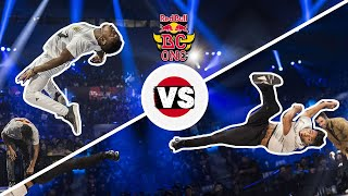 Kid Colombia VS Neguin | Round Of 16 | Red Bull BC One World Final 2016