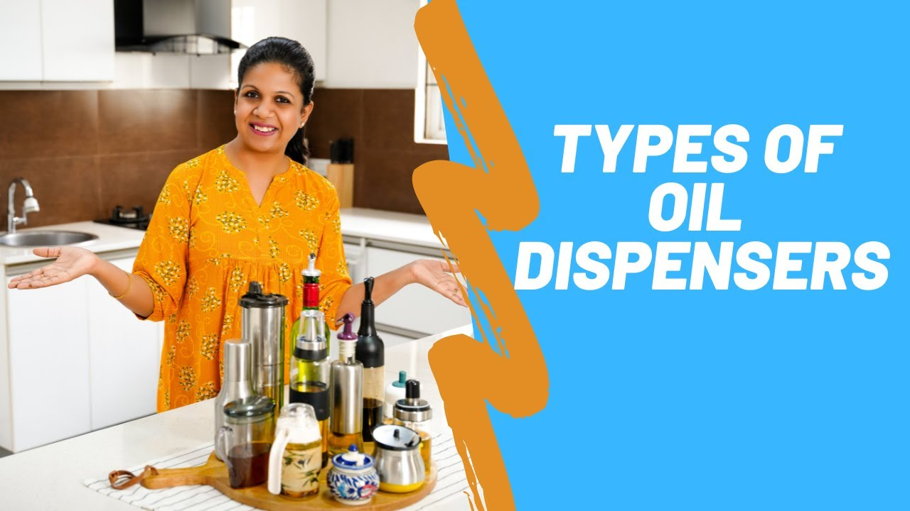 Best Oil Dispensers | Which One Should You Buy? | Kitchen Tools