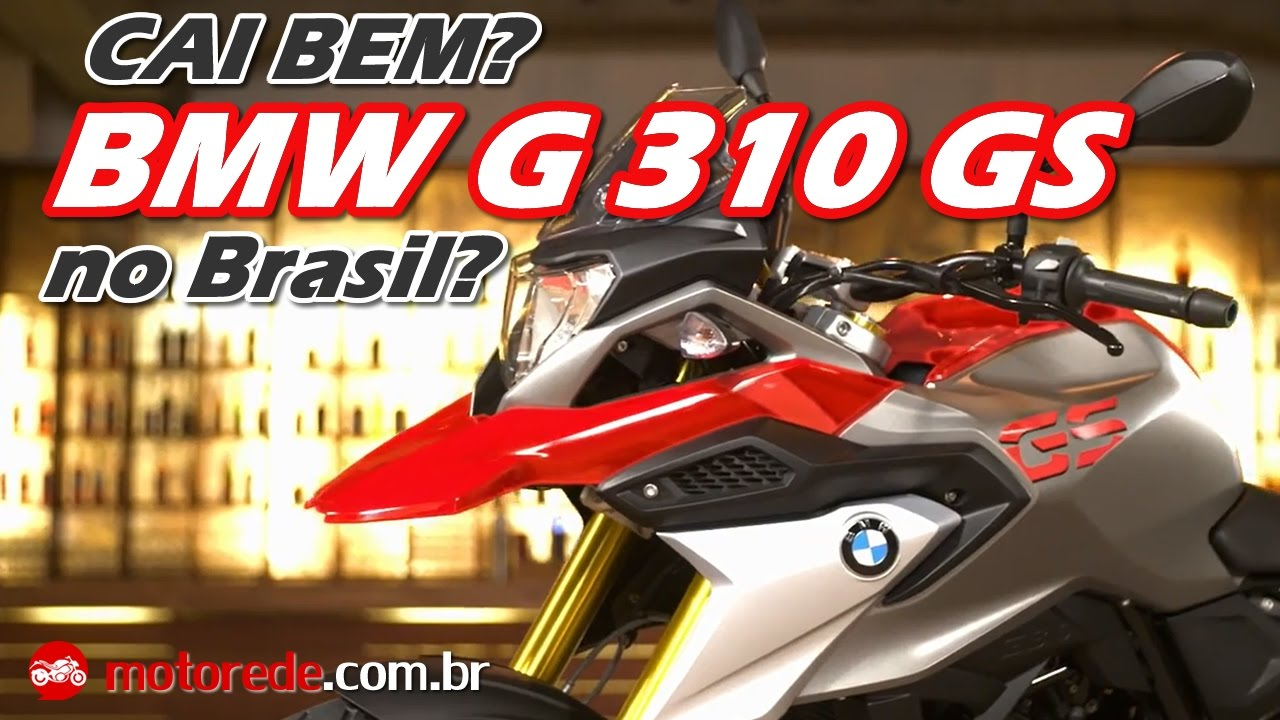 2017 new bmw g 310 gs - youtube