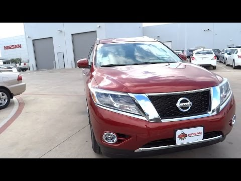 2015 nissan pathfinder san antonio austin houston new braunfels helotes tx n52595 youtube. Black Bedroom Furniture Sets. Home Design Ideas
