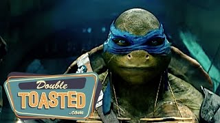 TEENAGE MUTANT NINJA TURTLES - Double Toasted Video Review